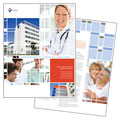 Hospital - Brochure Template Design