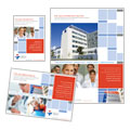 Hospital - Flyer & Ad Template Design