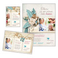 Hospice & Home Care - Flyer & Ad Template Design