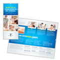 Reflexology & Massage - Brochure Template Design