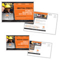 Manufacturing Engineering - Postcard Template Design