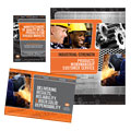 Manufacturing Engineering - Flyer & Ad Template Design