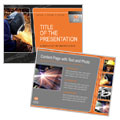 Manufacturing Engineering - PowerPoint Presentation Template Design