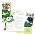 Child Advocates - Tri Fold Brochure Template Design