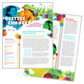 Youth Program - Newsletter Template Design