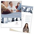 Marketing Consulting Group - Brochure Template Design