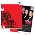 Business Executive Coach - Brochure Template Design