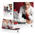 Business Executive Coach - Flyer & Ad Template Design