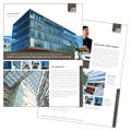 Architect - Datasheet Template Design