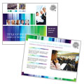 Business Leadership Conference - PowerPoint Presentation Template Design
