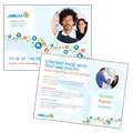 Job Expo & Career Fair - PowerPoint Presentation Template Design