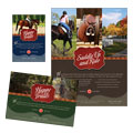 Horse Riding Stables & Camp - Flyer & Ad Template Design Sample
