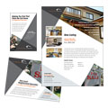 Contemporary & Modern Real Estate - Flyer & Ad Template Design