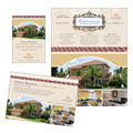 Luxury Real Estate - Flyer & Ad Template Design