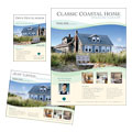 Coastal Real Estate - Flyer & Ad Template Design