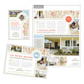 Real Estate Home for Sale - Flyer & Ad Template Design Sample