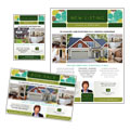 Real Estate - Flyer & Ad Template Design