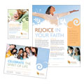 Christian Church - Flyer & Ad Template Design