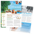 Community Church - Newsletter Template Design