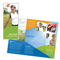 Church Youth Ministry - Brochure Template Design Sample