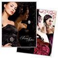 Formal Fashions & Jewelry Boutique - Brochure Template Design Sample
