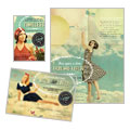 Vintage Clothing - Flyer & Ad Template Design Sample
