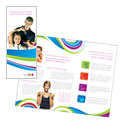 Personal Trainer - Brochure Template Design Sample