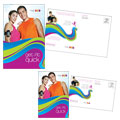 Personal Trainer - Postcard Template Design