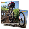 Bike Rentals & Mountain Biking - Poster Template Design