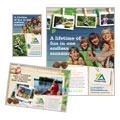 Kids Summer Camp - Flyer & Ad Template Design