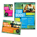 Strength Training - Flyer & Ad Template Design Sample