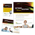 Internet Software - Flyer & Ad Template Design