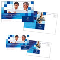 Technology Consulting & IT - Postcard Template Design