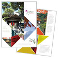 Japan Travel - Brochure Template Design