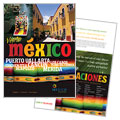 Mexico Travel - Brochure Template Design Sample