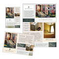 Bed & Breakfast Motel - Flyer & Ad Template Design Sample