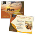 African Safari - PowerPoint Presentation Design