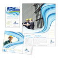 Renewable Energy Consulting - Flyer & Ad Template Design