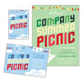 Company Summer Picnic - Flyer & Ad Design