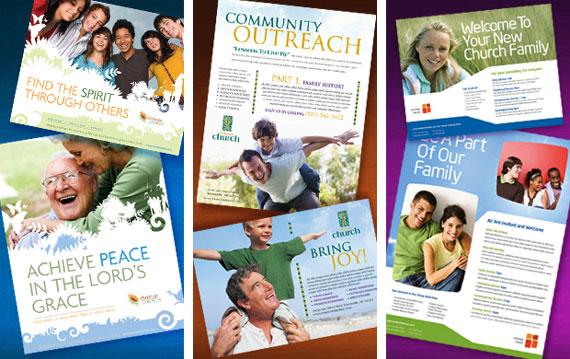 Religious Flyer & Poster Designs