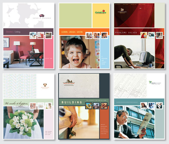 Examples of Customized Templates