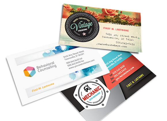 Business Card Templates Designs Cards