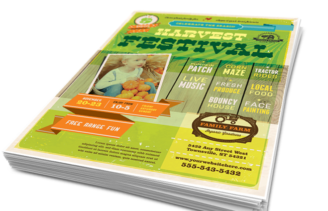 Flyer Templates, Business Flyer Designs, Flyers