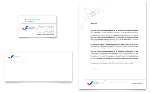Free letterhead templates download ready made designs free letterhead template flashek