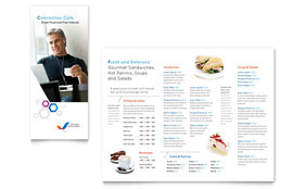 Free Restaurant Menu Template Design