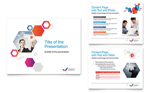 Free Technology PowerPoint Presentation Template