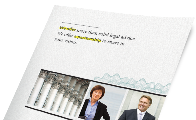 Legal Services Marketing Materials, Legal Services Graphic Designs