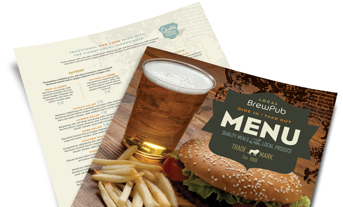 restaurant menu templates restaurant menu designs restaurant menus - Restaurant Menu Design Ideas