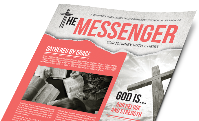 Church Marketing - Brochures, Flyers, Newsletters - Graphic Designs