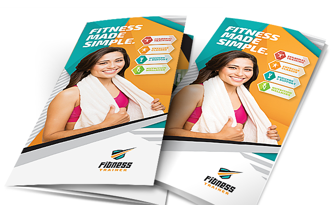 TriFold Brochure Designs Business TriFold Brochure Templates - Tri fold school brochure template